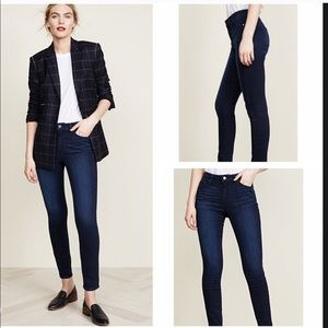 Paige | Haxton Ankle high rise skinny